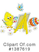 Easter Clipart #1387619 by Alex Bannykh