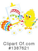 Easter Clipart #1387621 by Alex Bannykh