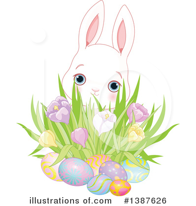 Rabbit Clipart #1387626 by Pushkin