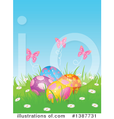 Easter Clipart #1387731 by Pushkin
