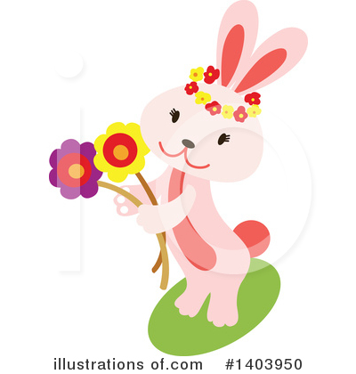 Royalty-Free (RF) Easter Clipart Illustration by Cherie Reve - Stock Sample #1403950