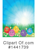 Easter Clipart #1441739 by visekart