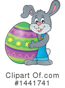 Royalty-Free (RF) Easter Clipart Illustration #1441741