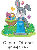 Royalty-Free (RF) Easter Clipart Illustration #1441747