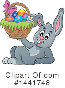 Royalty-Free (RF) Easter Clipart Illustration #1441748