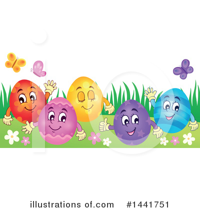 Easter Clipart #1441751 by visekart