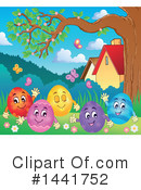 Easter Clipart #1441752 by visekart