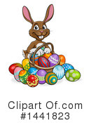 Easter Clipart #1441823 by AtStockIllustration