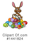 Easter Clipart #1441824 by AtStockIllustration
