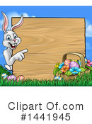 Easter Clipart #1441945 by AtStockIllustration