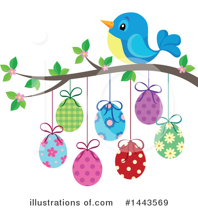 Easter Clipart #1443569 by visekart