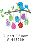 Royalty-Free (RF) Easter Clipart Illustration #1443569