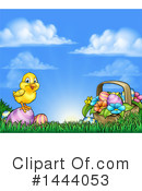 Easter Clipart #1444053 by AtStockIllustration
