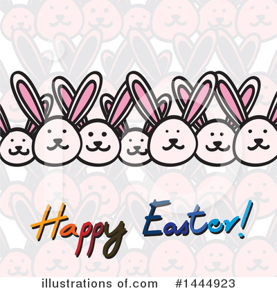 Royalty-Free (RF) Easter Clipart Illustration by ColorMagic - Stock Sample #1444923
