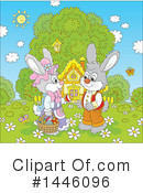 Easter Clipart #1446096 by Alex Bannykh