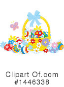 Royalty-Free (RF) Easter Clipart Illustration #1446338