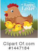 Easter Clipart #1447184 by visekart