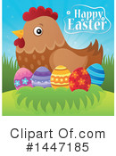 Easter Clipart #1447185 by visekart