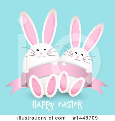Royalty-Free (RF) Easter Clipart Illustration by KJ Pargeter - Stock Sample #1448709