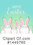 Easter Clipart #1449765 by KJ Pargeter