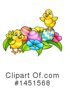 Royalty-Free (RF) Easter Clipart Illustration #1451568