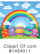 Royalty-Free (RF) Easter Clipart Illustration #1454011
