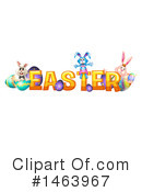 Royalty-Free (RF) Easter Clipart Illustration #1463967
