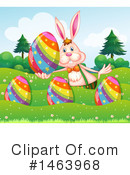 Royalty-Free (RF) Easter Clipart Illustration #1463968
