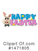 Royalty-Free (RF) Easter Clipart Illustration #1471805