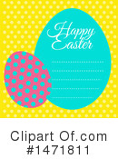 Royalty-Free (RF) Easter Clipart Illustration #1471811
