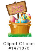 Royalty-Free (RF) Easter Clipart Illustration #1471876
