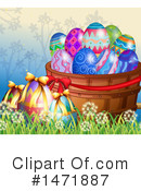 Royalty-Free (RF) Easter Clipart Illustration #1471887