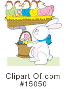 Royalty-Free (RF) Easter Clipart Illustration #15050