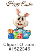 Royalty-Free (RF) Easter Clipart Illustration #1522346