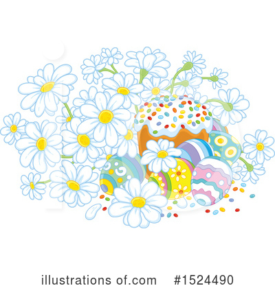 Easter Clipart #1524490 by Alex Bannykh