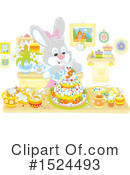 Easter Clipart #1524493 by Alex Bannykh