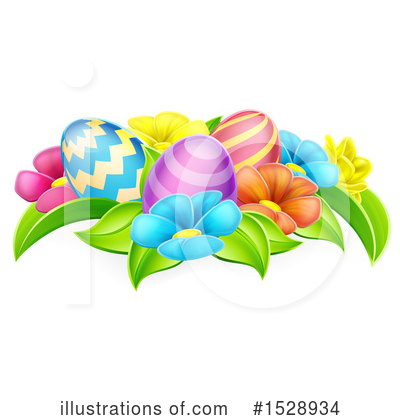 Royalty-Free (RF) Easter Clipart Illustration by AtStockIllustration - Stock Sample #1528934