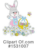 Easter Clipart #1531007 by Alex Bannykh