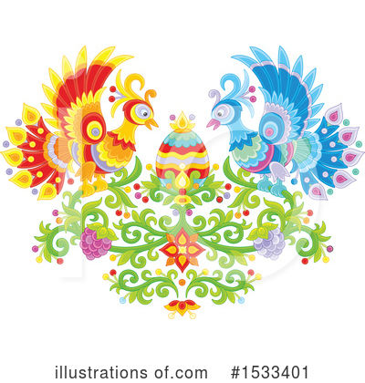 Royalty-Free (RF) Easter Clipart Illustration by Alex Bannykh - Stock Sample #1533401