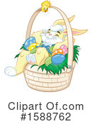 Easter Clipart #1588762 by Lawrence Christmas Illustration