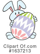 Easter Clipart #1637213 by Johnny Sajem