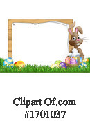 Easter Clipart #1701037 by AtStockIllustration