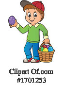 Easter Clipart #1701253 by visekart