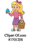 Easter Clipart #1701258 by visekart