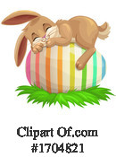 Easter Clipart #1704821 by Vector Tradition SM