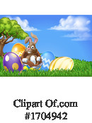 Easter Clipart #1704942 by AtStockIllustration