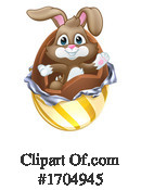 Easter Clipart #1704945 by AtStockIllustration