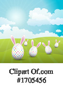 Easter Clipart #1705456 by KJ Pargeter