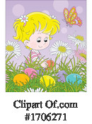 Easter Clipart #1706271 by Alex Bannykh