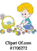 Easter Clipart #1706272 by Alex Bannykh